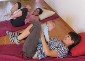 תנועה לאימהות ותינוקות