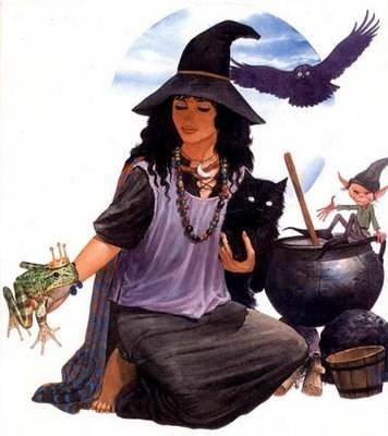 מכשפה טובה