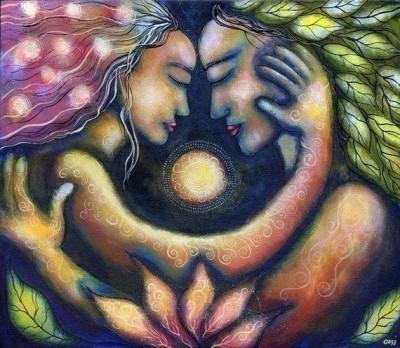 אמנות האינטימיות הזוגית