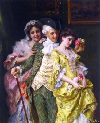 flirtating Federico Andreotti